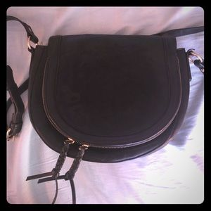 Sole Society Thalia vegan leather crossbody bag
